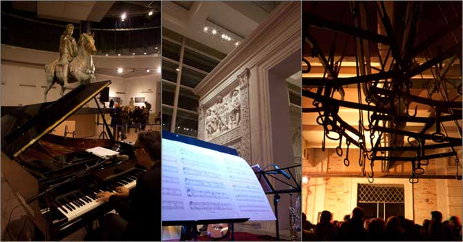 Eventi nei musei