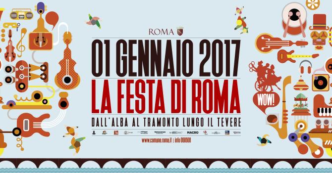 La festa di Roma